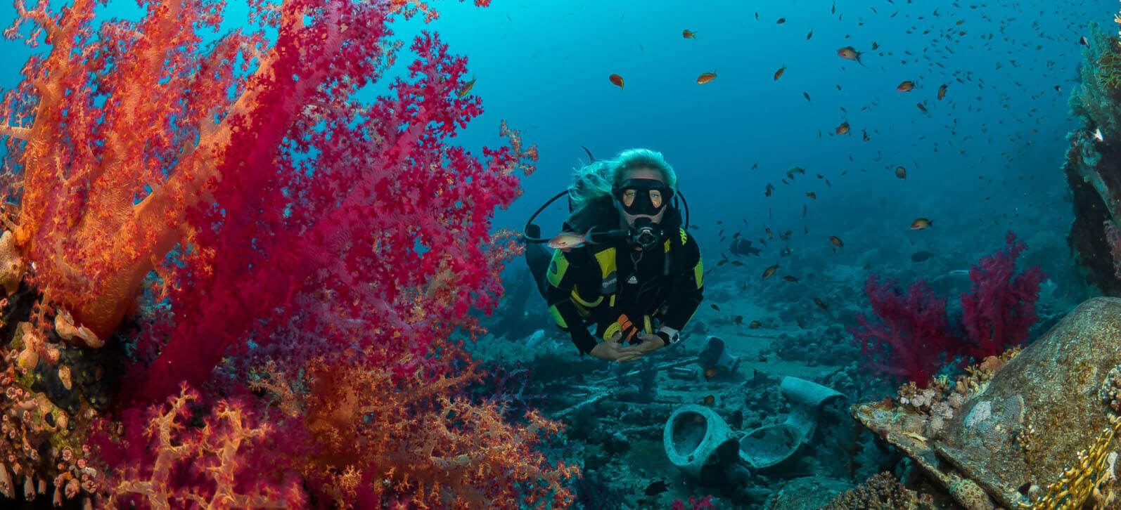 [November-Angebot] Camel Hotel + 5 days diving