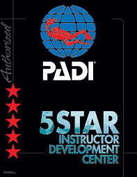 5 Star Instructor Development Dive Resort