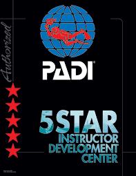 5 Star Instructor Development Tauchresort