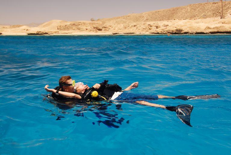 PADI Rescue diver corso